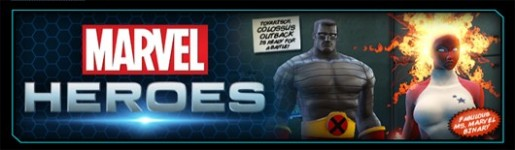 Marvel Heroes Costumes