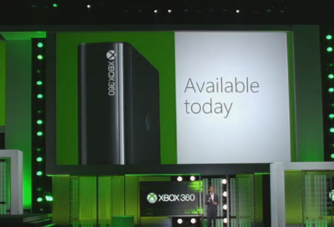 E3 2013: New Look Xbox 360 Unveiled Available Today