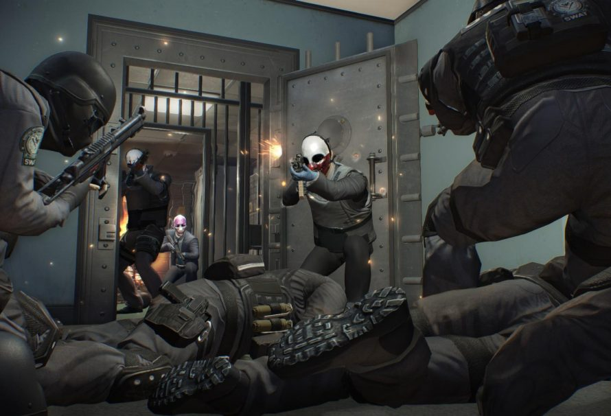 "PayDay 2 Already Has a ""Year of DLC Planned"""