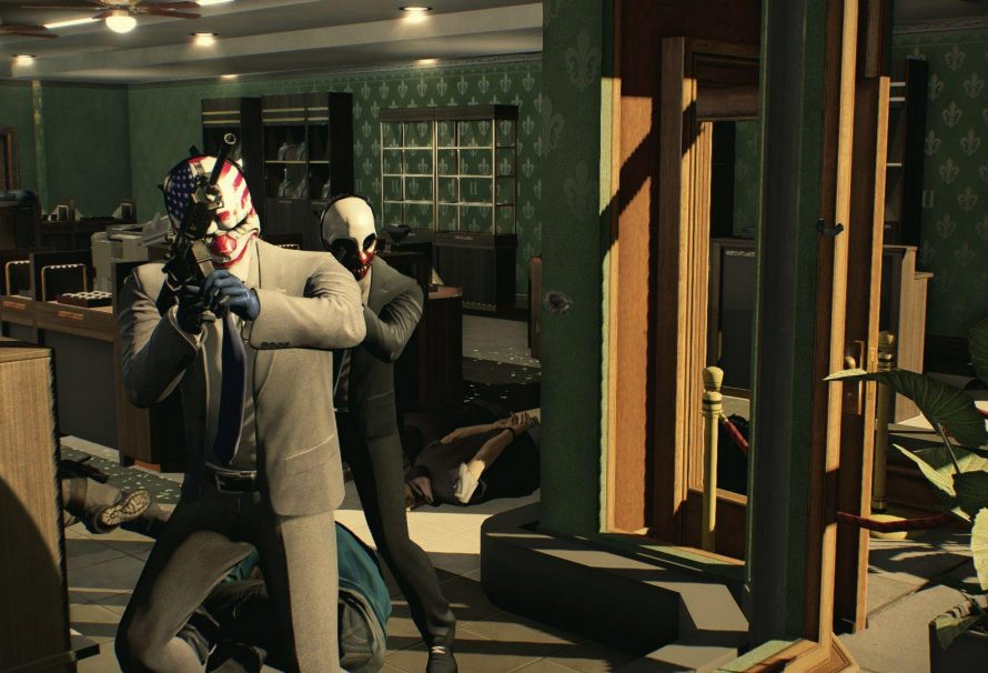 E3 2013: Payday 2's Civilians Suffer from Stockholm Syndrome