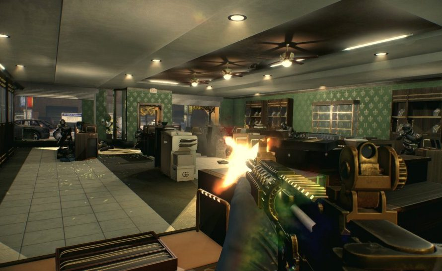 E3 2013 Preview: Payday 2 is the Next Great RPG Hybrid