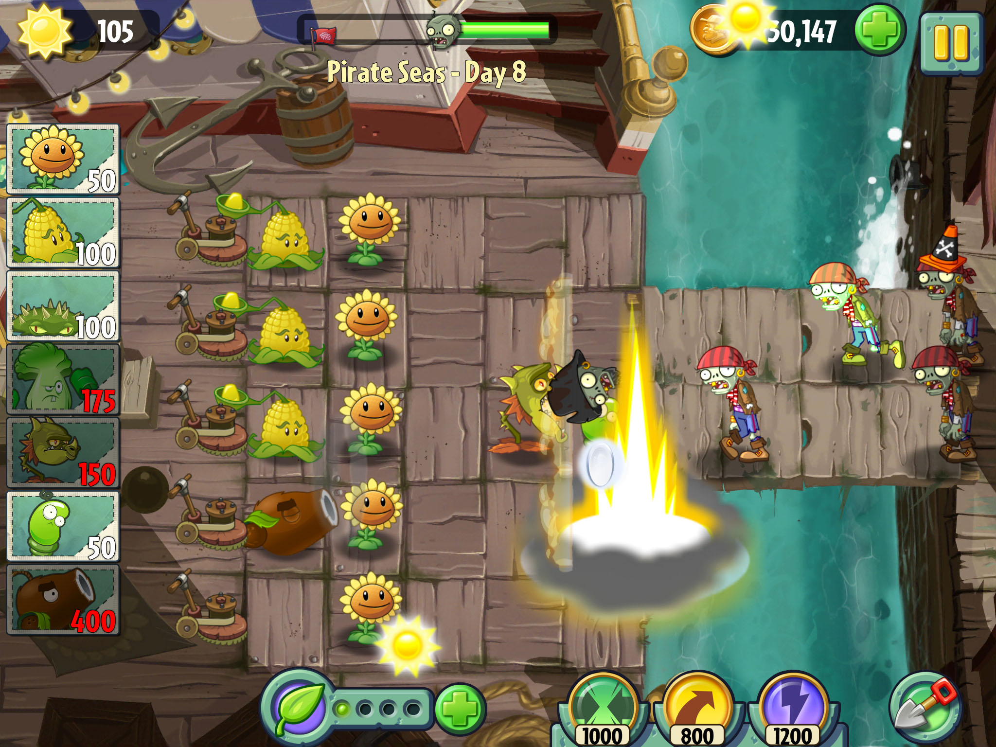 Plants vs. Zombies 2 delayed, coming later this summer