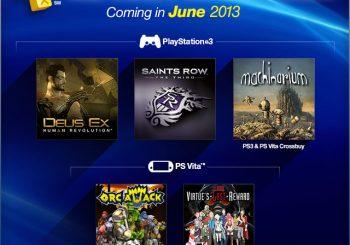 Deus Ex: Human Revolution free this month on PlayStation Plus