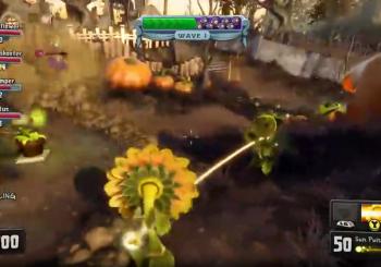 E3 2013: Xbox Exclusive Plants Vs Zombies Garden Warfare Announced