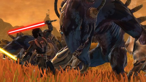 SWTOR Double XP Weekend