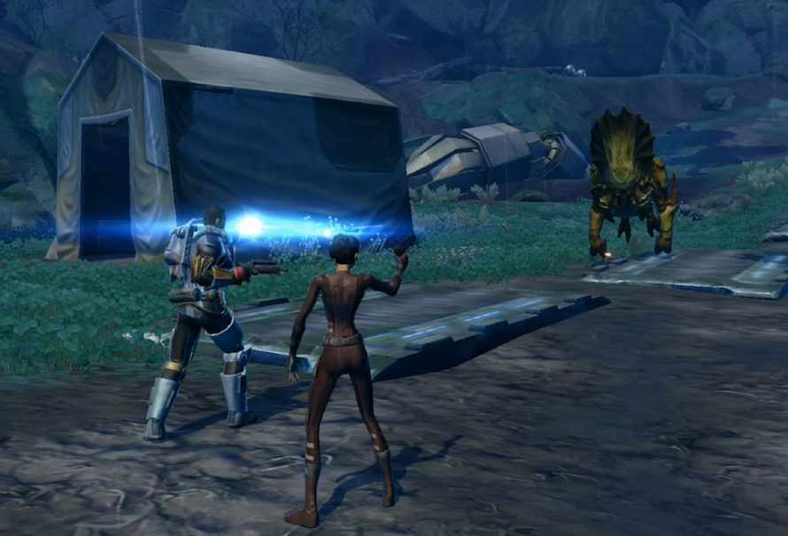 SWTOR Game Update 2.2.1 and Paid Character Transfer service are live