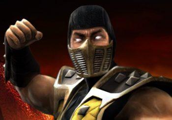 Mortal Kombat's Scorpion debuting in Injustice: Gods Among Us