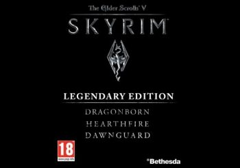Skyrim Legendary Edition now in stores