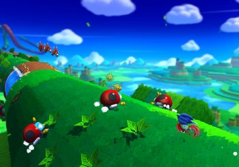 E3 2013 Preview: Sonic Lost World Melds Speed and Platforming Beautifully