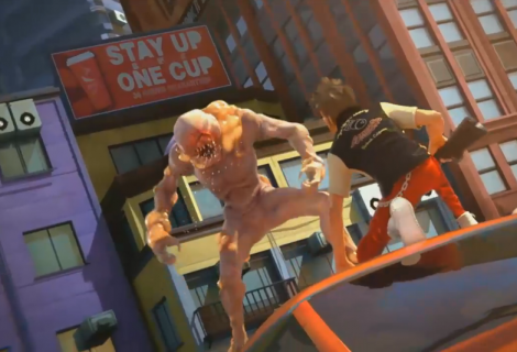 Sunset Overdrive Confirmed As A Third Person Shooter