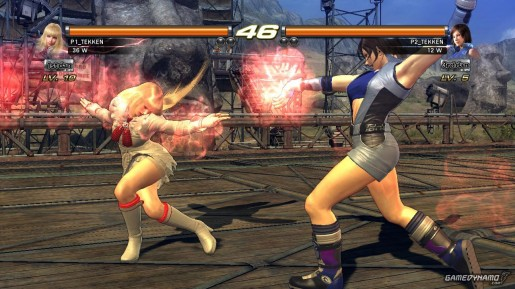 Tekken Revolution ps vita soon