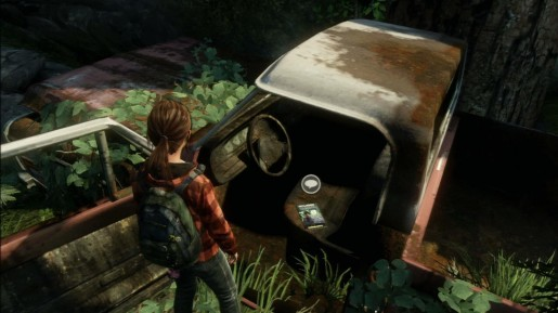 The Last Of Us  Interrogation mode