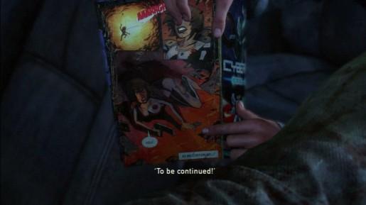 The Last of Us - Comic 1