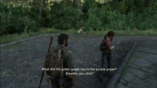The Last of Us Joke 5