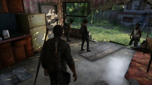 The Last of Us Kitchen