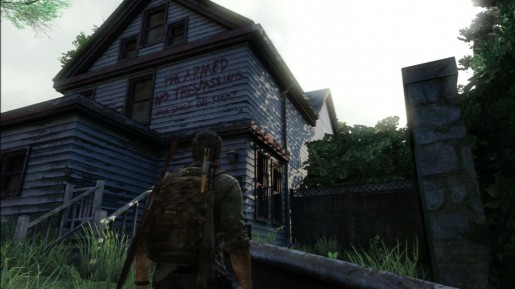 The Last of Us - No Shoot on sight