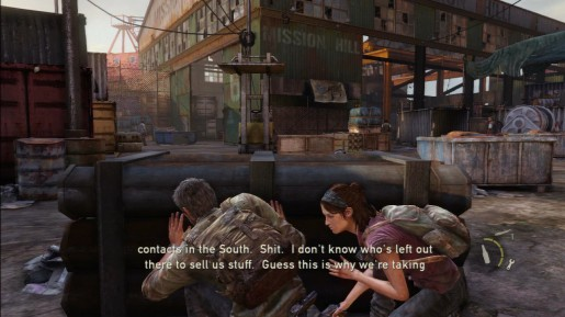 The Last of Us - Survival Tip 2