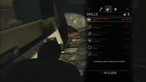 The Last of Us - Survival Tip 5