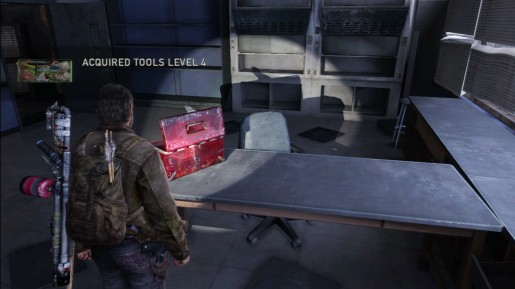 The Last of Us - Tools 4