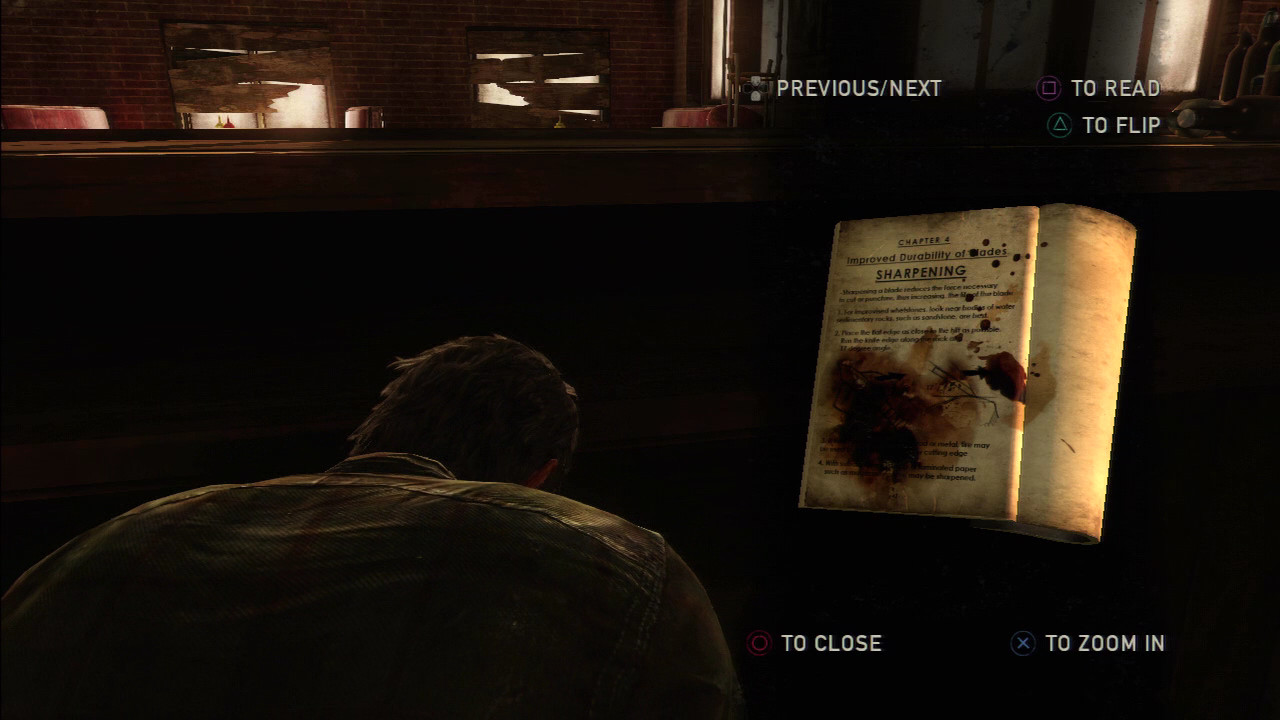 The Last of Us - Training Manual 1