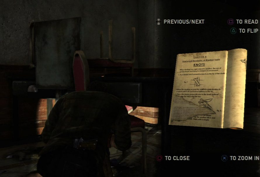 The Last of Us – Complete Training Manual Locations Guide