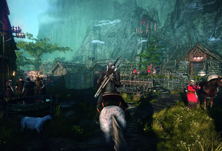The Witcher 3 Developer Can Go Nuts With Its Graphics