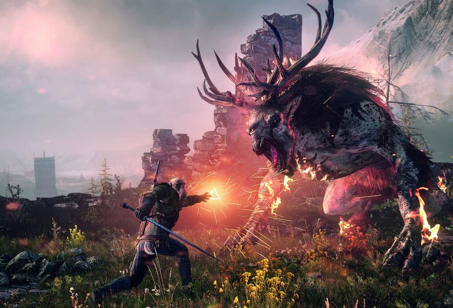 Best Game of E3 2013: The Witcher 3 Wild Hunt