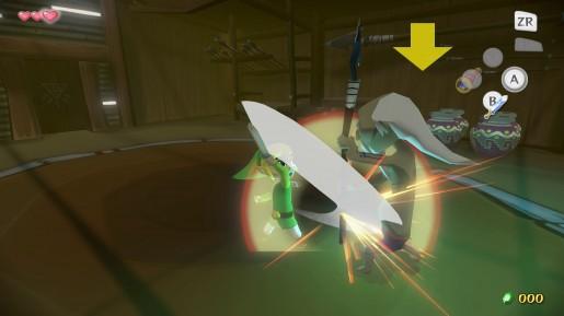 Zelda Wind Waker HD 2 E3 2013