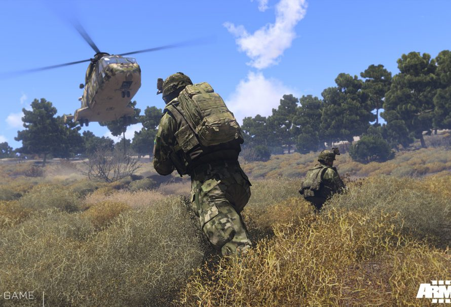 Bohemia Interactive Releases 12 New Arma 3 Screenshots