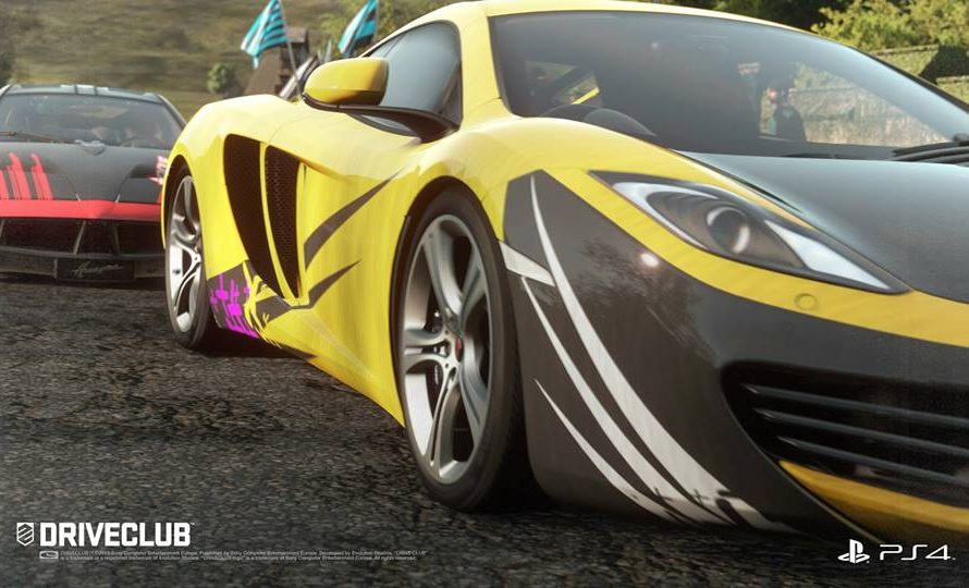 Pay For Extra Cars and Tracks In Driveclub Plus Edition