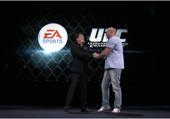 E3 2013: EA UFC Features Realistic Physics