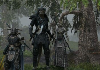 The Elder Scrolls Online launching this coming April