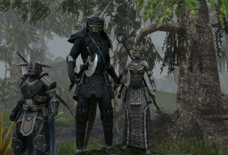 E3 2013: Elder Scrolls Online announced for PS4, Coming this Spring
