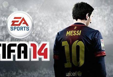 FIFA 14 Still Tops PS4/Xbox One UK Charts