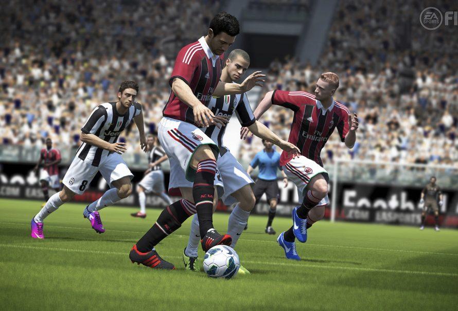 FIFA 14 Still On Top Of UK Charts
