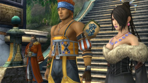 final fantasy x hd remake