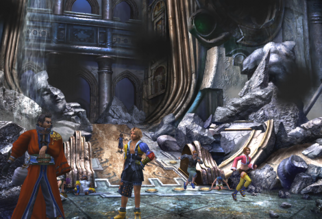 E3 2013 Preview: Final Fantasy X HD is still beautiful as ever
