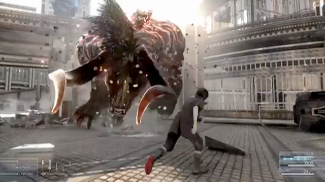 Final Fantasy XV Could Have Online Multiplayer