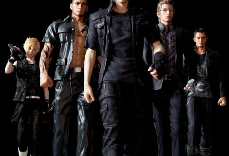Square Enix Highlights Story And Characters From Final Fantasy XV