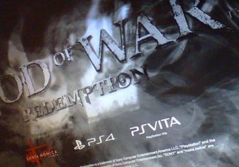 Rumor: Santa Monica Releasing New God of War Game On PS4 And PS Vita