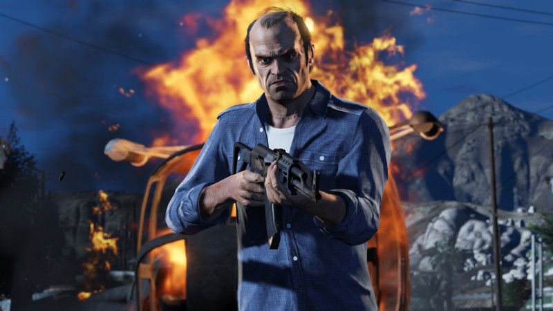 E3 2013: New Grand Theft Auto V Screenshots Released