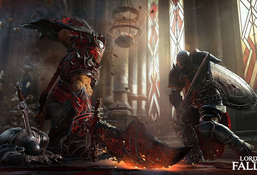 E3 2013 Preview: Lords of the Fallen Takes Cues From Dark Souls