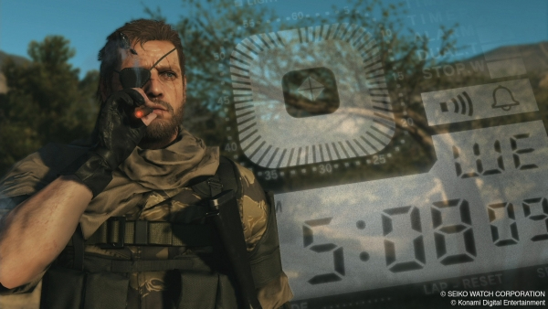 A Few New Details About Metal Gear Solid V