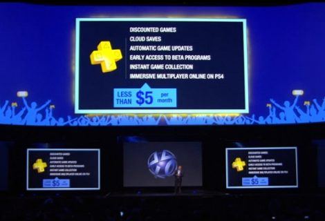 E3 2013: PlayStation Plus Required For Online PS4 Play
