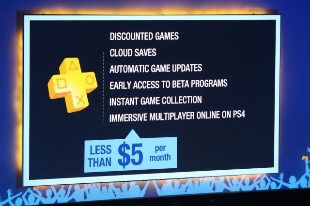 """Keeping Online Play Free On PS4 Is """"Absurd"""" Says Sony"""