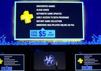E3 2013: Sony President Discusses Why PS4 Needs PlayStation Plus For Multiplayer