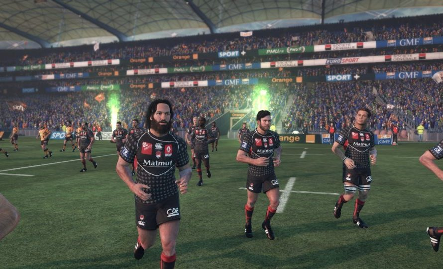 EB Games Australia Breaks Street Date For Rugby Challenge 2