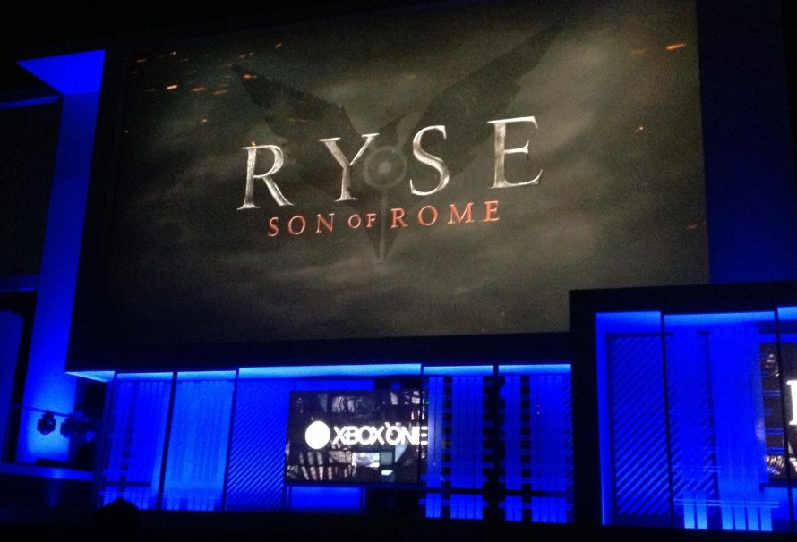 E3: 2013 Ryse: Son of Rome announced for Xbox One
