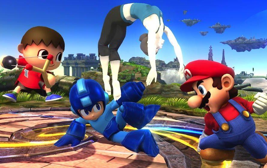 E3 2013: Super Smash Bros Heading To Wii U And 3DS