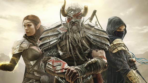 E3 2013: The Elder Scrolls Online raids, endgame content and PvP detailed